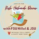 Rosh Hashanah Dinner 2021